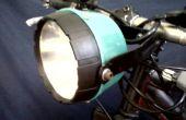 Faible coût 24 Led Bike Light Project