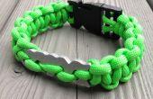 Bracelet paracorde avec poisson intégrée OS Gear Tie