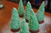 Comment faire des petits gâteaux de Noël arbre