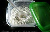 Faites votre propre levure (sans gluten) !
