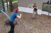 How to hula Hoop