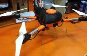 3D pliable imprimé Quadcopter