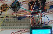 Système d'alarme Ultrasonic Distance affichage ISD1820 voix avec Arduino