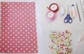 Idées de bricolage Artisanat : Comment faire un sac-cadeau de papier de bricolage facile