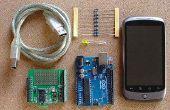Comment changer un Arduino sous et hors tension de sortie de votre mobile Android.  Arduino pour les débutants