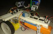 JAAR bricolage - Robot autonome juste un autre