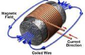 Magnétique moteur basé sur différence de puissance