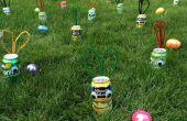 Lapin de bière ou Pop peut Easter Egg Hunt