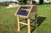 Solar déshydrateur (séchoir)