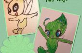 Comment dessiner Celebi ~ Two Ways ~