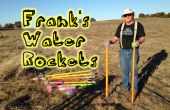 Aperçu de fusée de l'eau et la démonstration de Frank