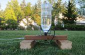 2 litre Bottle Rocket eau et lanceur Pad