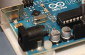 Traçage de données Arduino (microcontrôleur)