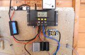 Faire rapidement n'importe quel contrôleur de Charge solaire PWM dans un Desulfator