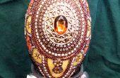 Oeufs d'oie de perles/Jeweled Amber