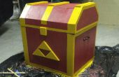 Comment construire une légende de Zelda Treasure Chest