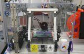 Protéger votre 3D Printer - construire un découpé au Laser et la 3D imprimés enceinte