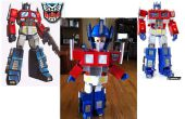 Costume de Optimus Prime (G1)