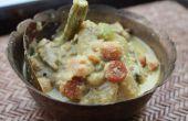 Bong alimentaire : Shukto (ragoût de légumes Bengali)