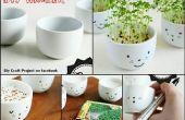 Les tasses décoratives (DIY)