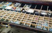 Fabrication de séparateurs de tiroir