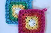 Crochet facile-manique