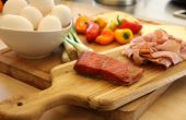Egg Roll omelette