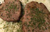 Steak de riz dans votre cuisine