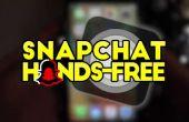 Comment : Enregistrer sur Snapchat à l'aide N° mains Quenisha Baldwin