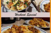 Couche de poulet Biryani recette | Mijotés riz & poulet Recette