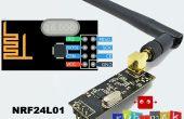 Arduino à l'aide du Module Rf NRF24L01