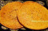 Ouzbek rapide plat pain