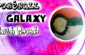 Bombe de bain bricolage Pokeball Galaxy