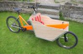 Long John Cargo Bike
