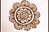 Tutoriel de henné : Bricolage
