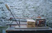 Spot Welder d'un transformateur de four à micro-ondes et le réservoir d'eau