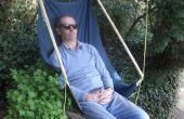 Pendaison de chaise de jardin
