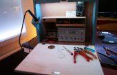 Électronique-Lab dans une boîte de