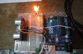 Capteur à ultrasons Arduino