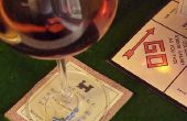 Monopole vin charmes et sous-verres