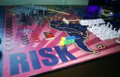 Giant Objective Risk Boardgame