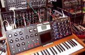 Déclencher le câble pour synthétiseur Moog