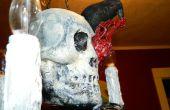 Macabre lustre Halloween