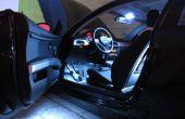 Comment faire pour installer LED intérieur lumières pour une BMW E60 série 5