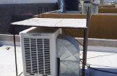 Automatisation de refroidisseur d'air par évaporation