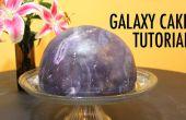 Doctor Who sur le thème Galaxy univers Cosmos Cake