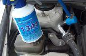 Comment recharger climatiseur de votre voiture
