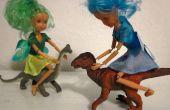 Pirater une poupée peu coûteuse pour être articulée
