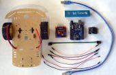 Arduino Uno et Visuino : contrôler la voiture Smart Robot avec Joystick et L298N moteur