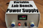 Construire votre propre Variable laboratoire banc d'alimentation d'énergie